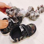 びしょぬれ靴をひと晩でカンタンに乾かす方法。