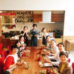 初めての料理教室開催しました!!!